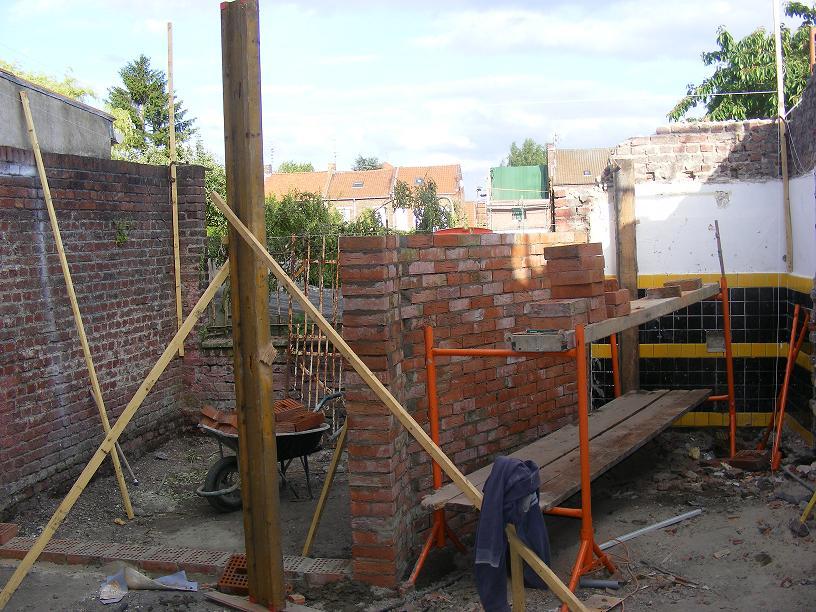 Renovation mur en exterieur 28 images isolation mur for Isolation mur exterieur renovation